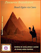 """Tesouros brasileiros"" Brasil-Mundo via Cairo."