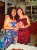 Jô no Lançamento do Livro da Poeta Ana Apolinário