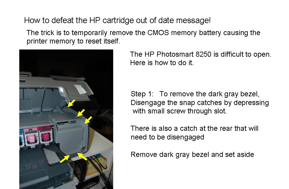how to solve ink cartridge failure