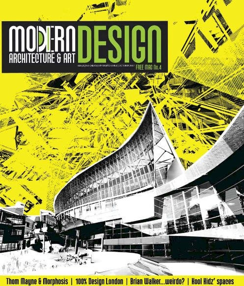 arch loader modern design architecture and art free magazine no 4