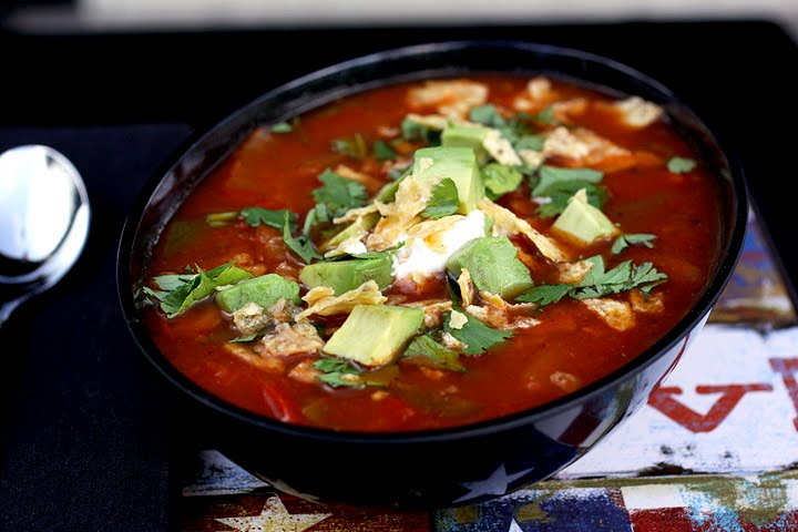 ... soup vegetarian tortilla soup specifically though this soup may be