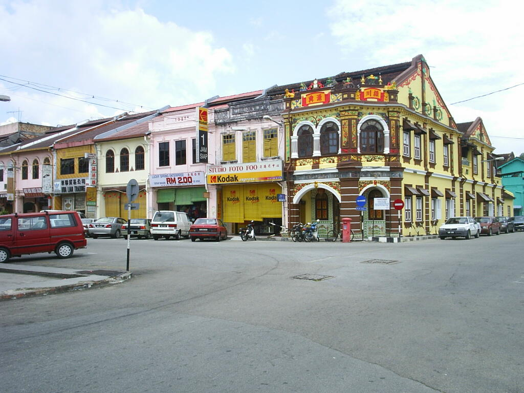 Kuala Pilah Malaysia  City new picture : Kuala Pilah town itself is a main stopover for transport routes. It ...