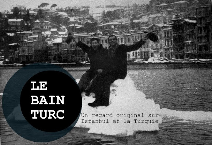 Istanbul ~ Le bain turc ~ blog