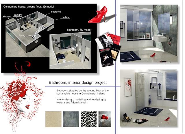 Interior Design Presentation Interior Designer