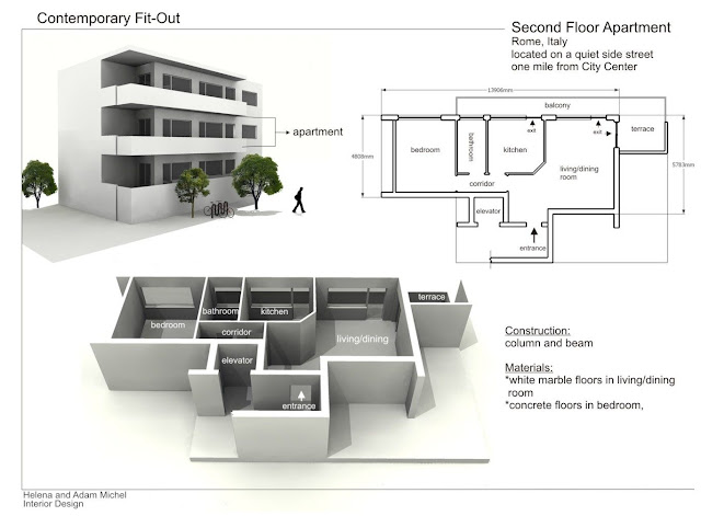 Apartment Layout Plans