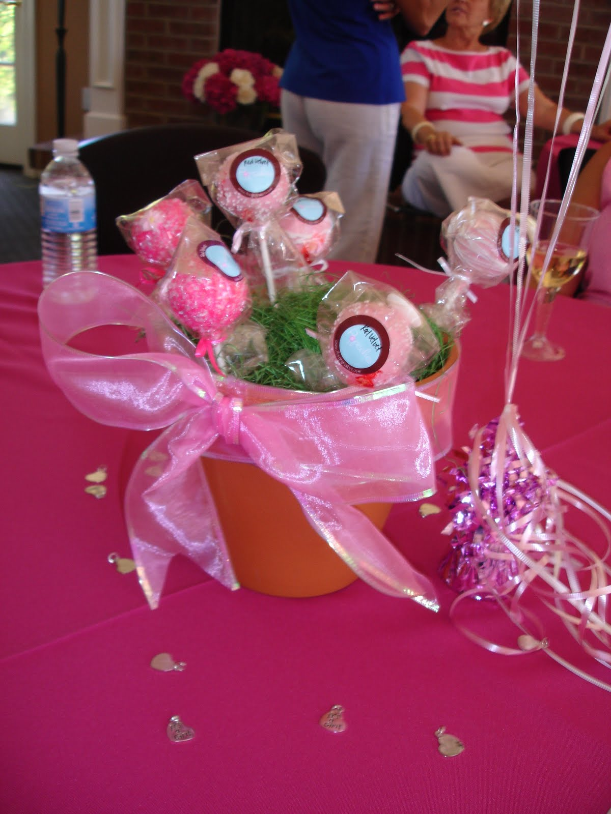 Oc Mom Activities Baby Shower Ideas Center Pieces Favors In One