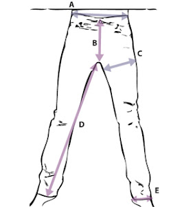 Jeans Measurement
