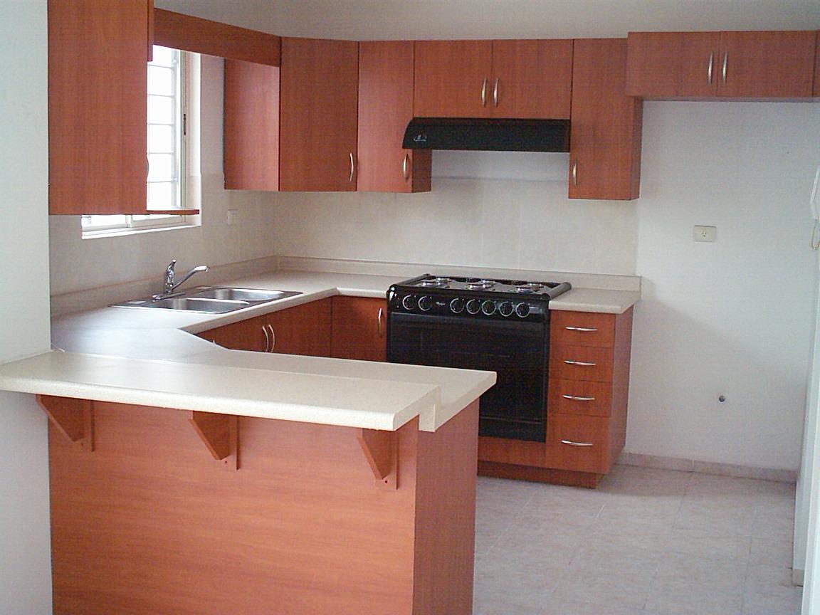 La historia de una adolescente capitulo 16 un nuevo hogar for Modelos de muebles para cocina en melamina