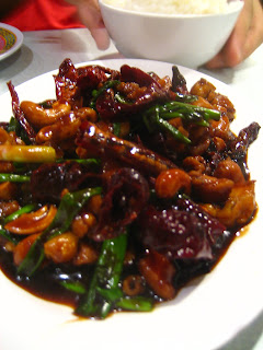 Stir Fry Chicken Parprika @ Esquire Kitchen, Atria, PJ