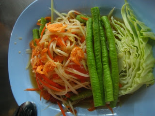 Som Tum @ Thai Papaya Salad