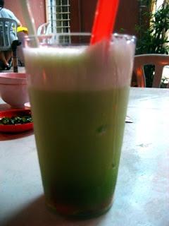 Bittergourd Juice @ Fu Kua Restaurant, Taman SEA, PJ