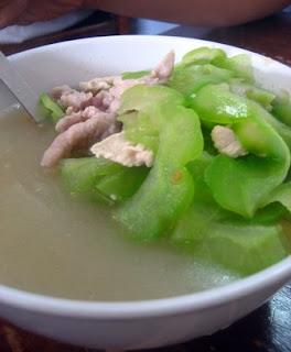 Bittergourd Soup @ Fu Kua Restaurant, Taman SEA, PJ