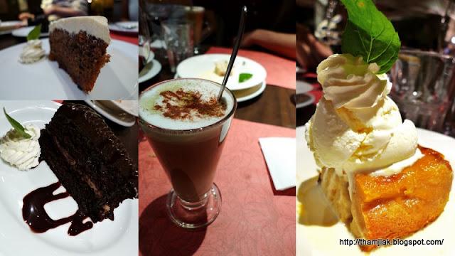 Desserts @ Monte's, BSC KL