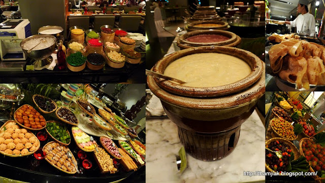 Dessert, Buka Puasa @ Paya Serai, Hilton PJ