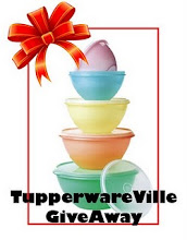 TUPPERWAREVILLE GIVEAWAY