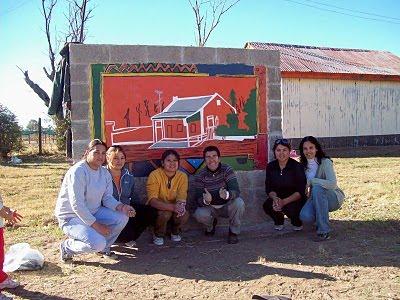 18|05|2010   DIA INTERNACIONAL DE LOS MUSEOS Y BICENTENARIO DE ARGENTINA EN SAN BASILIO