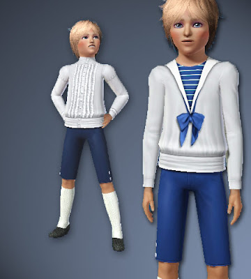 Historical clothing and shoes for boys and girls by All About Style MCshortpants_AAS