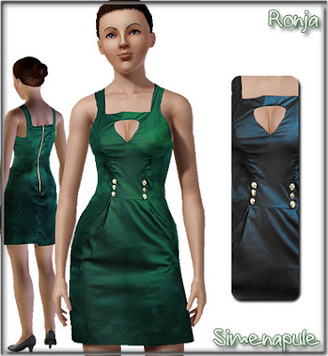 Female Clothing - The Sims 3 Downloads - SimsDomination
