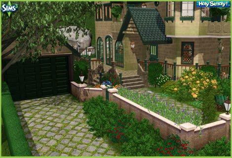 sims 3 garden design. download at holy simoly sims 3 garden design 0