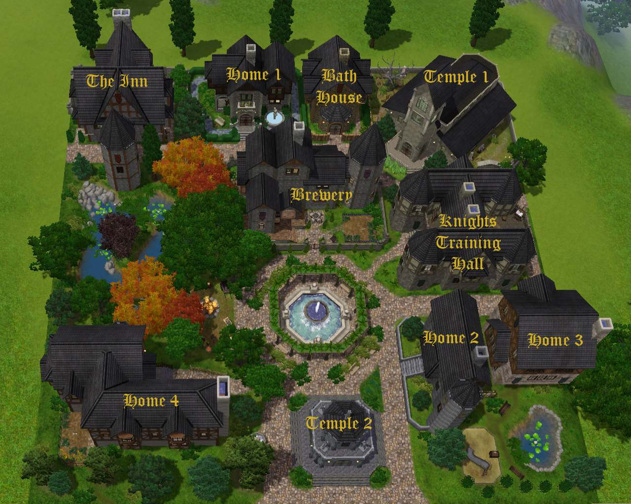 2 adult download object sims
