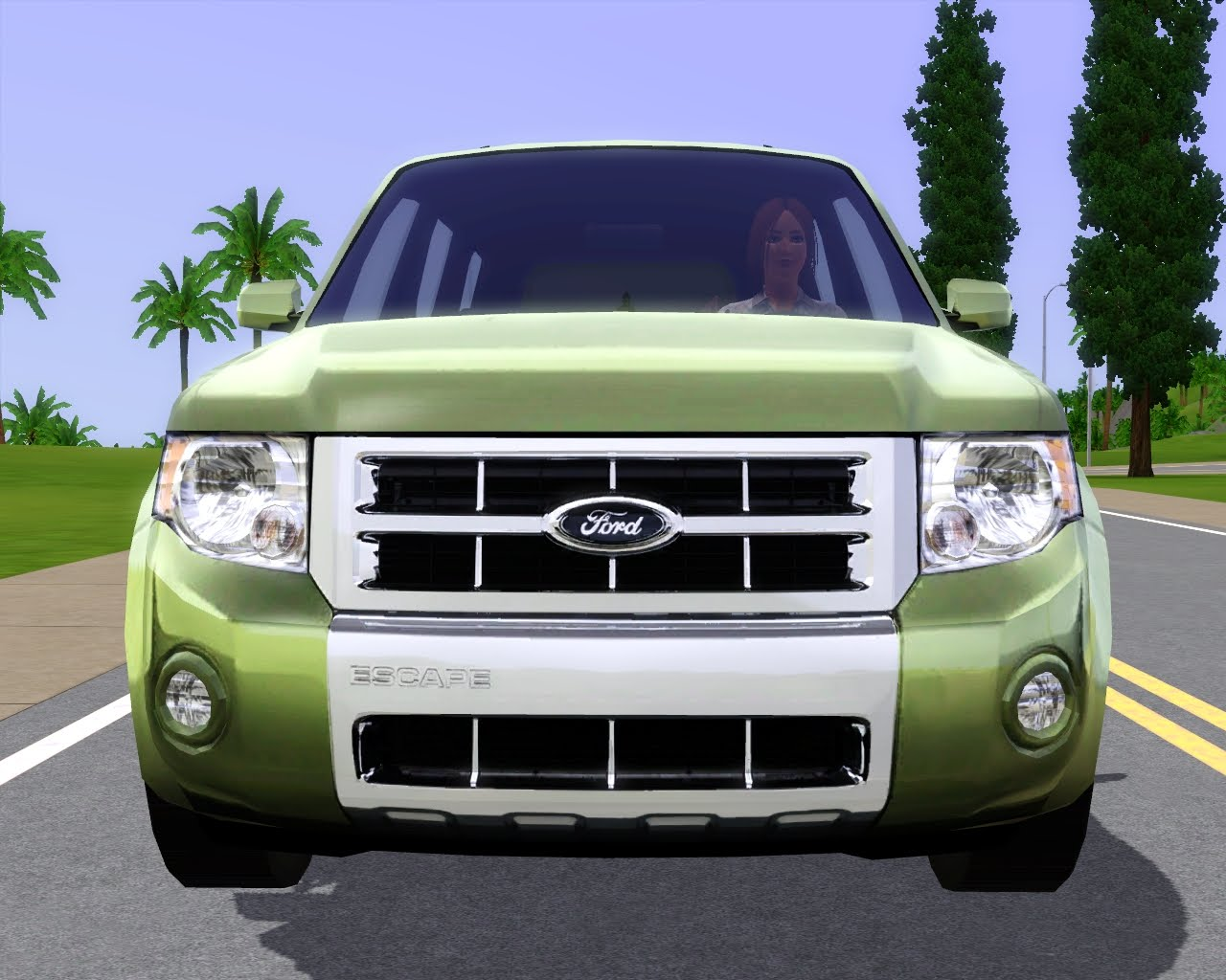 2010 ford escape hybrid by fresh prince download at fresh prince creations
