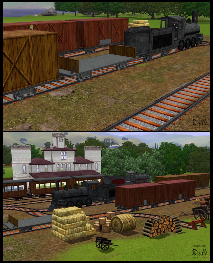 Using Railroad Hq As Home