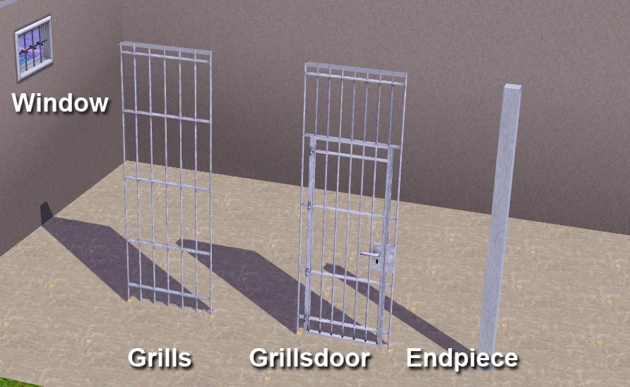 How To Build A Jail Cell Sims