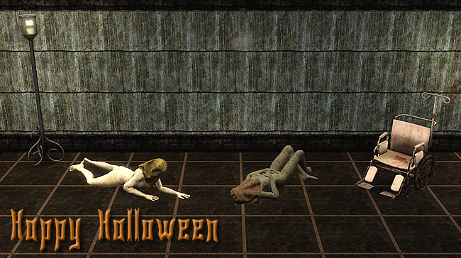 My Sims 3 Blog Countdown To Halloween Corpses By Syren