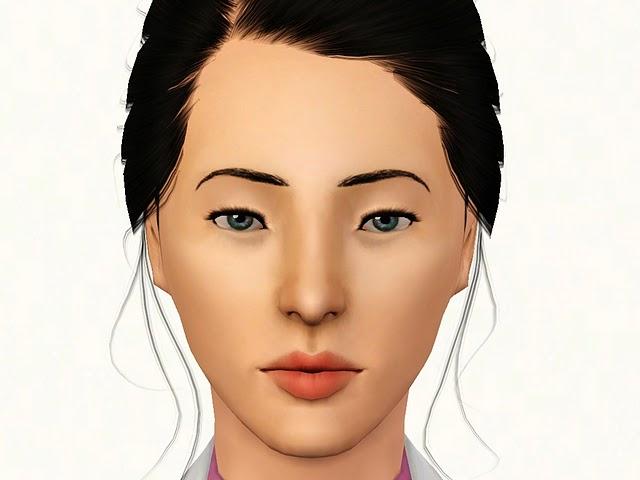 third eye piercing. eyebrow piercing scars.