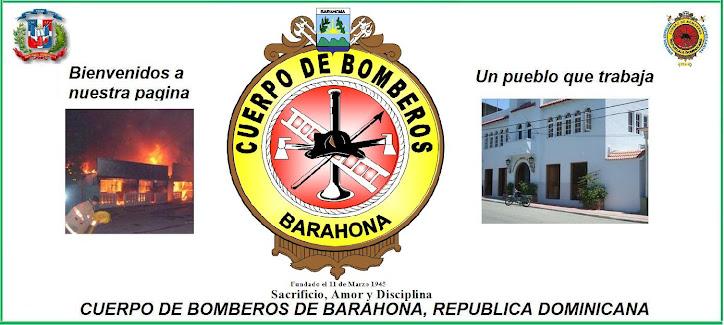 BLOG BOMBEROS BARAHONA