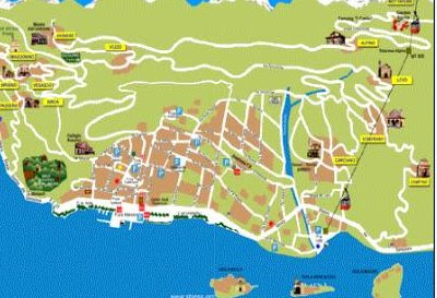 Printable Map Of Stresa