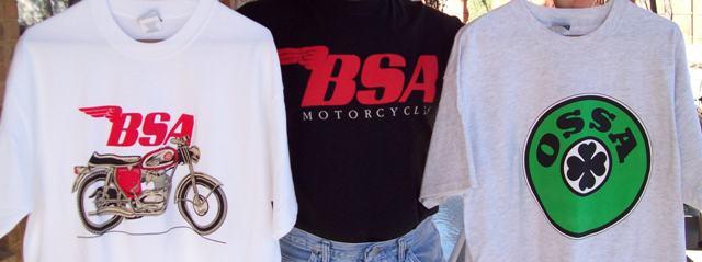Cool Vintage Bike T-Shirts