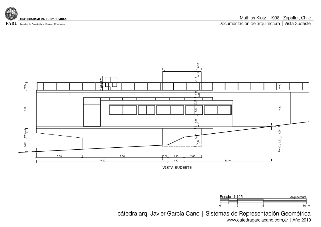 Esquema Baño Adaptado:Diseño Arquitectónico II, primavera 2011, ITESO: Casa Reutter