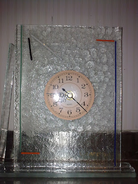 relojes con terminaciones rusticas