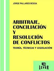 Arbitraje, conciliación y yesolución de conflictos
