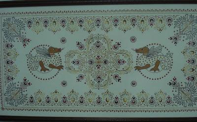 bordado medieval