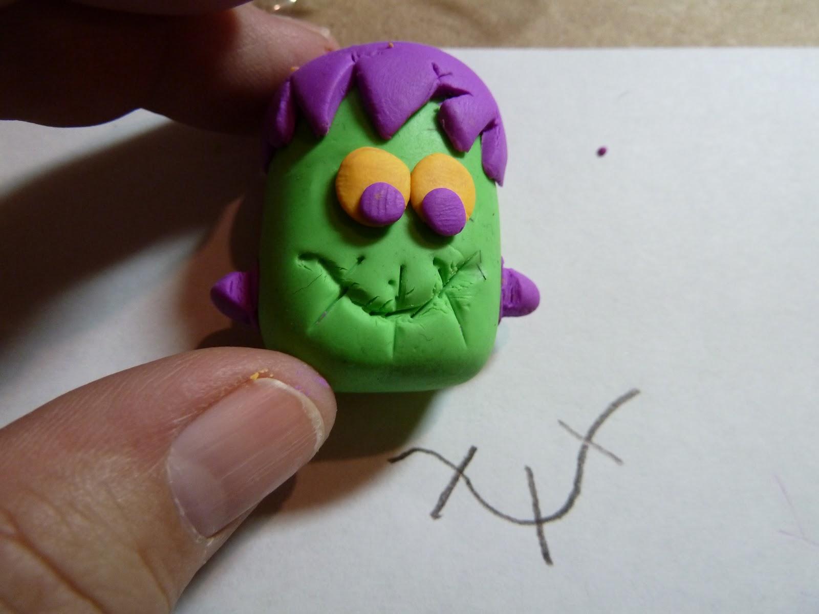 how to make homemade eraser clay