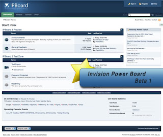 Invision Power Board 3.0.3