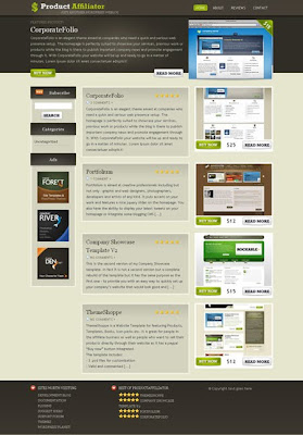 Product Affiliator – ThemeForest Premiun Wordpress Themes