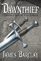 Dawnthief by James Barclay