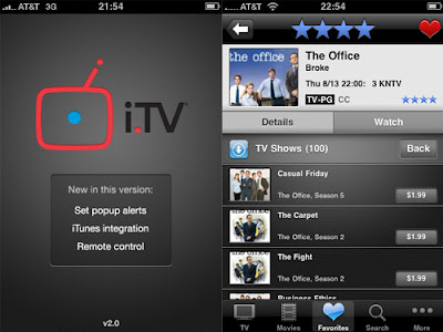 Unlock iPhone iTV 2.0 Application