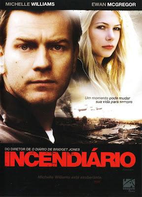 Filme Poster Incendiário DVDRip XviD & RMVB Dublado