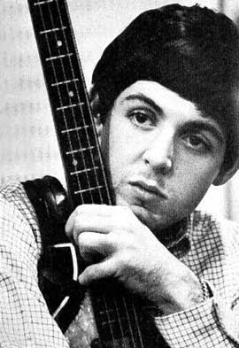 The Beatles Paul+McCartney