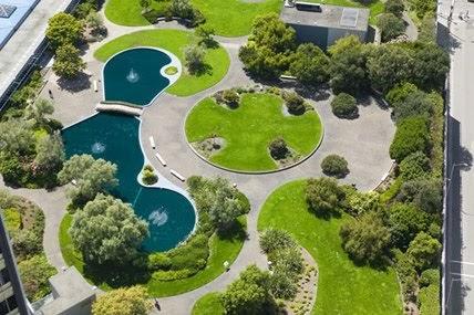 Maximizing Progress: Kaiser Roof Garden ~ An Epic Green Building!