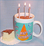 "Give a Fun ""Birthday Cake in a Mug"" Gift"