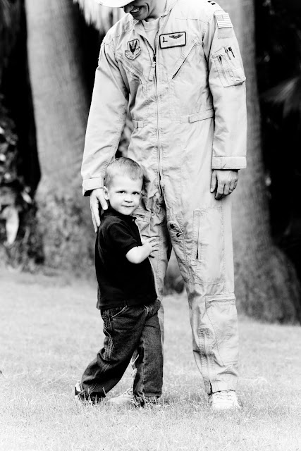 Boy with Dad