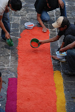 Building the Alfombra #1