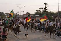 Site do ZERO HORA: 20 de setembro e outras datas da Revolução Farroupilha em Capão do Leão/RS