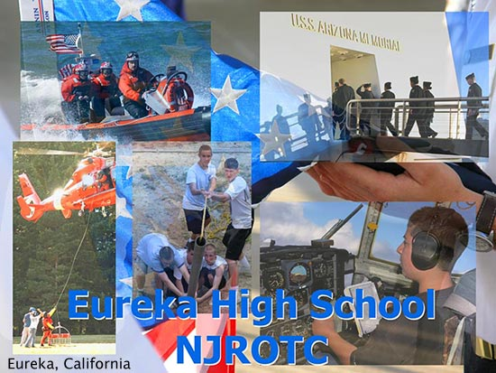 Eureka High School NJROTC