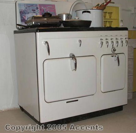 Chambers Countertop Stove : Chambers Gas Stove - SOLD